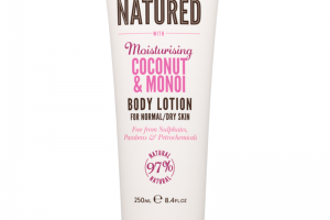 Kind Natured Moisturising Coconut & Monoi Body Lotion