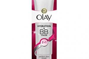 Olay 2in1 Hydration + BB Cream Fair Moisturiser SPF15