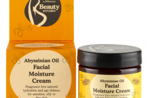 Beauty Kitchen Abyssinian Oil Facial Moisture Cream