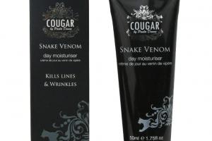 Cougar Snake Venom Day Moisturiser