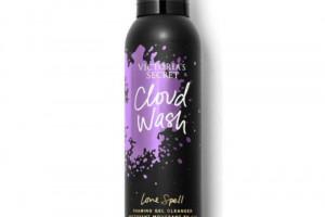 Victoria's Secret Love Spell Cloud Wash Foaming Gel Cleanser 130g