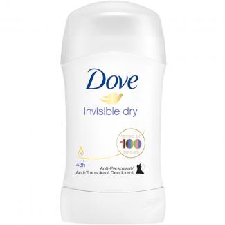 Dove Invisible Dry Deodorant Stick