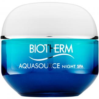 Biotherm Aquasource Night Spa Triple Spa Effect Night Skin Balm