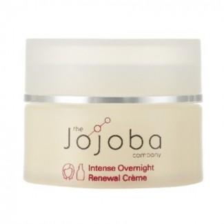 The Jojoba Company Intense Overnight Renewal Cream