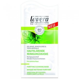 Lavera - Faces Mint : New Organic Purifying Cleansing Mask