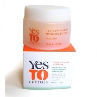 Yes To Carrots C Today or C you in the Morning Moisturizing Day Cream