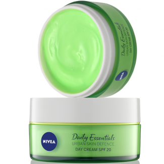 Nivea Daily Essentials Urban Skin Defence+48h Moisture Boost Day Cream