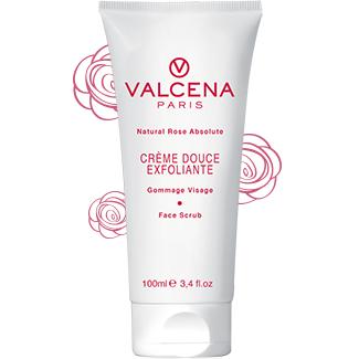 Valcena Crème Douce Exfoliante Face Scrub