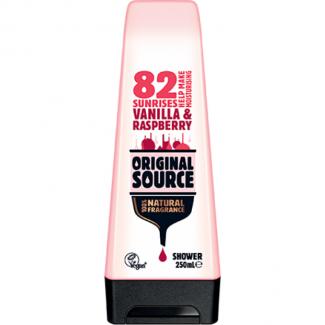 Original Source Vanilla Milk & Raspberry Shower Gel