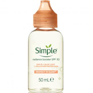 Simple Protect N Glow SPF Oil