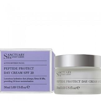 Sanctury Spa Peptide Protect Day Cream SPF 20