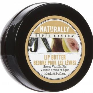 Naturally Sweet Vanilla Fig Lip Butter