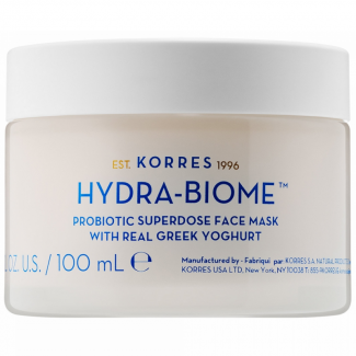 Korres Greek Yoghurt Probiotic Superdose Face Mask