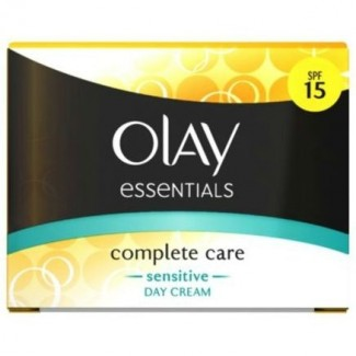Olay Essentials Complete Care Day Cream for Sensitive Skin SPF15