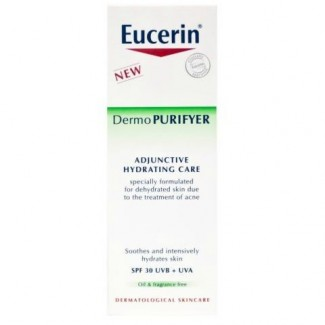 Eucerin Dermo Purifyer Adjunctive Hydrating Care SPF30