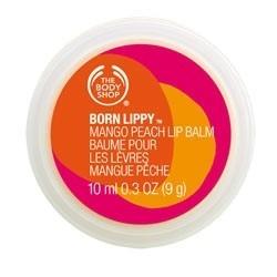 The Body Shop Born Lippy™Pot Lip Balm - Mango & Peach