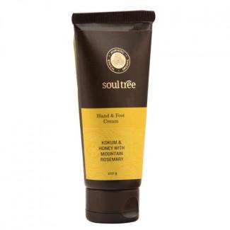 SoulTree Hand & Foot Cream With Kokum, Honey and Mountain Rosemary