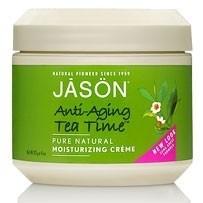 Jason Anti-Aging Tea Time Pure Natural Moisturizing Crème