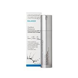 Elemental Herbology Perfect Balance Facial Moisturizer SPF12
