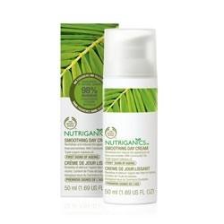 The Body Shop Nutriganics™ Smoothing Day Cream