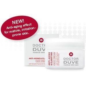 Doctor Duve Anti-aging & Clarifying · Face Cream