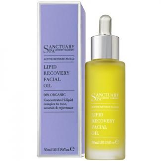 Sanctuary Spa Lipid Recovery Facial Oil