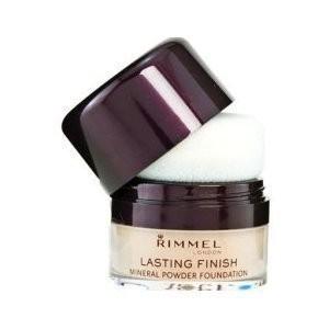 Rimmel Lasting Finish Mineral Powder Foundation