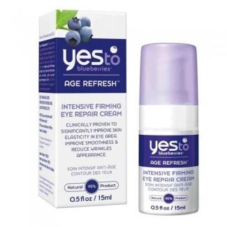 Yes To Blueberries Age Refresh Intensive Firming Eye Repair Cream