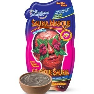 Montagne Jeunesse Red Hot Earth Sauna Face Masque