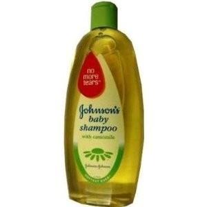 Johnson's Baby Shampoo with Camomile