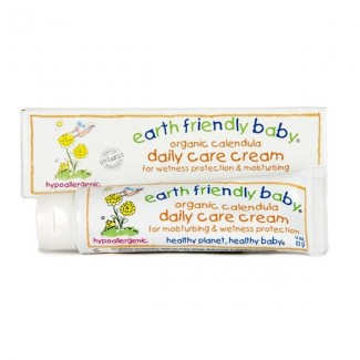 Earth Friendly Baby Organic Daily Care Cream