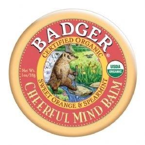 Badger Balm Cheerful Mind Balm
