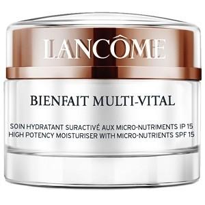 Lancôme Bienfait Multi-Vital High potency moisturiser with micro-nutrients vitanutri 8™ - spf15