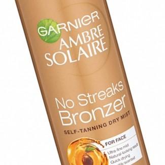 Garnier Ambre Solaire Original No Streaks Bronzer Self Tan Spray