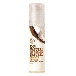 The Body Shop Natural Lip Roll On - Coconut