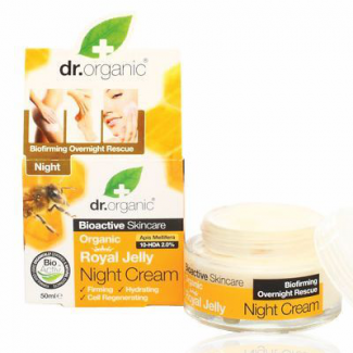 Dr Organic Royal Jelly Night Cream