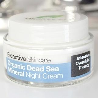 Dr. Organic Dead Sea Mineral Night Cream