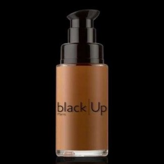 Black Up Oil-Free Fluid Foundation
