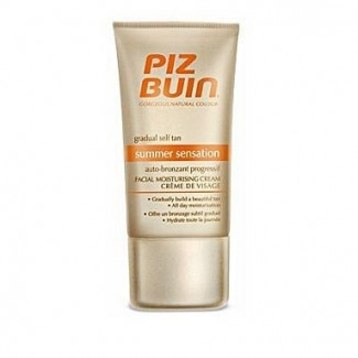 Piz Buin Gradual Self Tan Facial Moisturising Cream