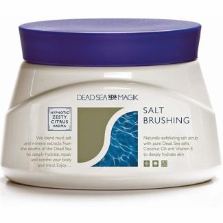 Dead Sea Spa Magik Salt Brushing