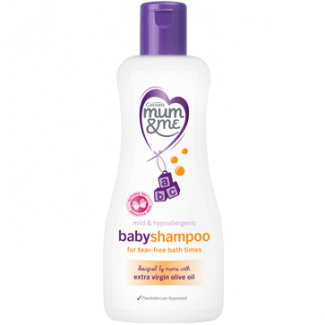 Cussons Mum & Me Ultra Mild Baby Shampoo