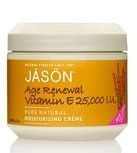 Jason Age Renewal Vitamin E 25,000 I.U. Pure Natural Moisturizing Crème