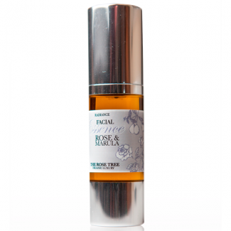 The Rose Tree Radiance Facial Essence with Rose & Marula