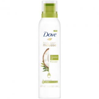 Dove Coconut Oil Shower and Shave Mousse