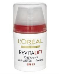 L'Oreal Revitalift Anti- Wrinkle and Firming SPF15 Day Cream