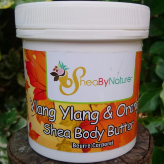 She by Nature Jasmine & Rosewood Body Butter