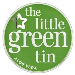 Superdrug Little Green Tin Aloe Vera and Apple