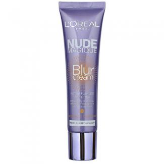 LOreal Paris Nude Magique Blur Cream Review
