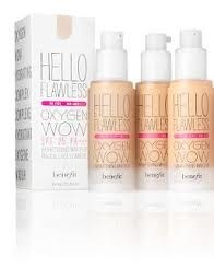Benefit Oxygen Flawless Wow! Brightening Makeup Foundation