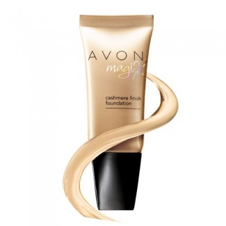 Avon Magix Cashmere Finish Foundation